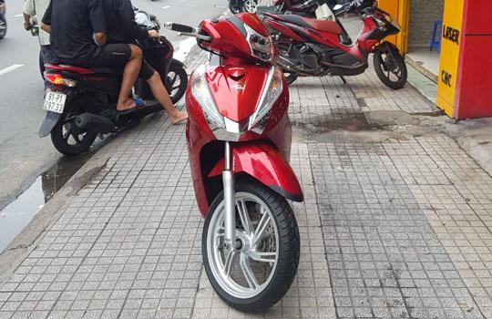 Ảnh chi tiết của SH300i, Màu Đỏ #0