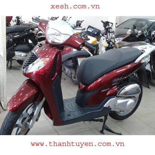 Ảnh chi tiết của SH150i, ĐK 2008, Màu Đỏ #1