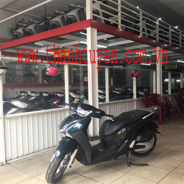 SH150i , Việt Nam 2017, xe ZIN Mới chạy 100km.