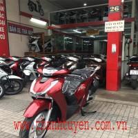 SH150 , VIỆT NAM 2017 , Màu Đỏ, Thắng ABS , Xe ZIN 99,9%.