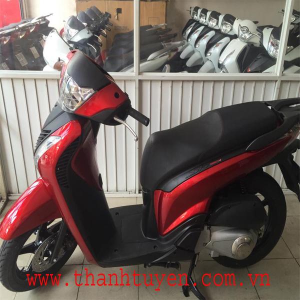 SH150i , Nhập Ý , Màu Đỏ - Đen , ĐK 2011, Xe Máy Zin , Phụ Tùng Zin 100% theo xe .