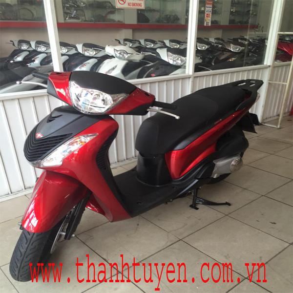 SH150i , Nhập Ý , Màu Đỏ - Đen , ĐK 2011, Xe ZIN 99 %.