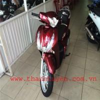 SHi 125 , Việt Nam , Màu Đỏ , ĐK 2013 , Zin 99% , mới lanh bánh 350km .