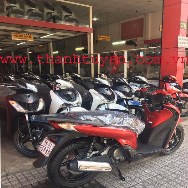 SH150i , NHẬP Ý , Màu ĐỎ SPORT , Biển số VIP , ĐK 2013 , XE ZIN 99% .