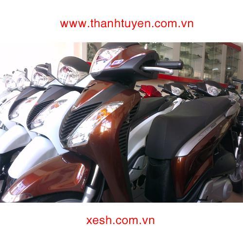 SHi Việt Nam 150, zin 100%, ĐK 2012, màu nâu, giá 135.000.000đ