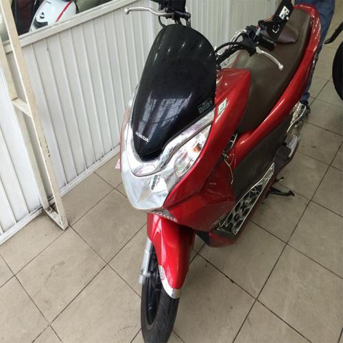 PCX Việt Nam, ĐK cuối năm 2011, màu đỏ. Xe đẹp, BS đẹp, zin 99%
