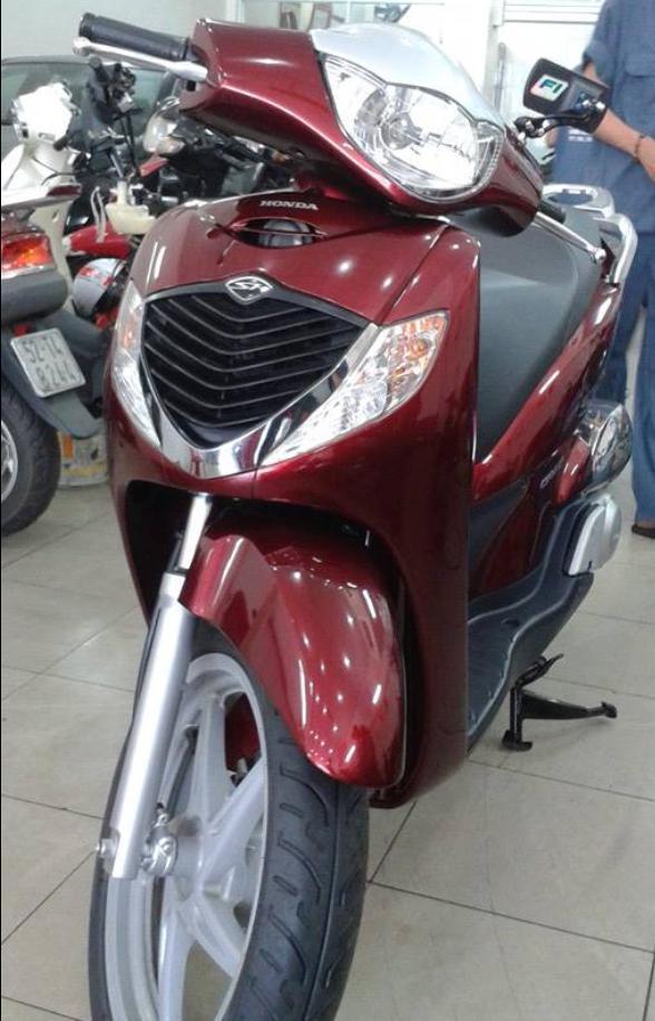 SH150i , Xe Ý , Màu Đỏ , ĐK 2008 , Xe Máy zin .