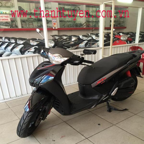 SHi 150 vn, Màu Đen - Nhám , ĐK 2014 , Xe Zin 99%.