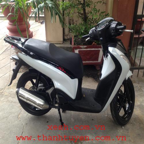 SH Việt Nam, màu trắng, sport, đời 2011, giá 115.000.000đ